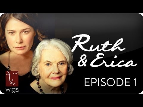 Ruth & Erica | Ep. 1 of 13 | Feat. Maura Tierney & Lois Smith | WIGS youtube.com/wigs #watchwigs