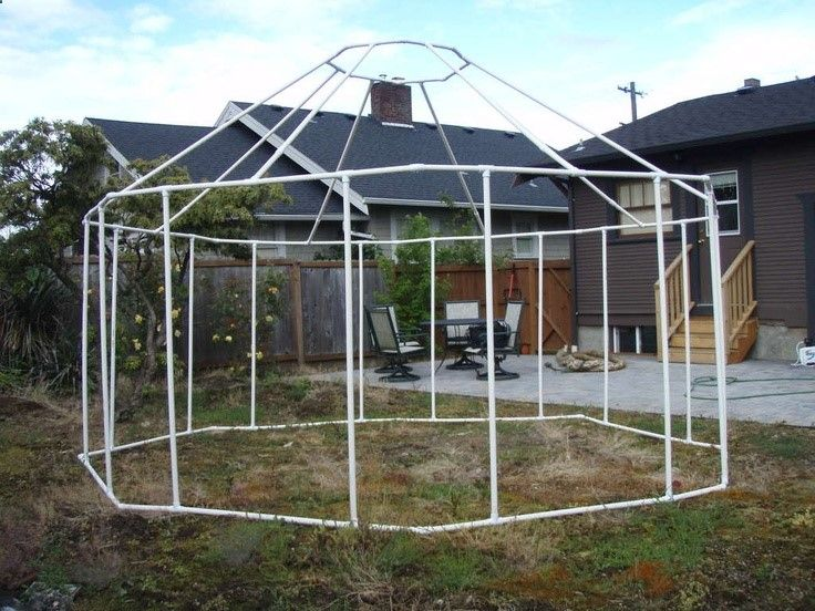 PVC Yurt