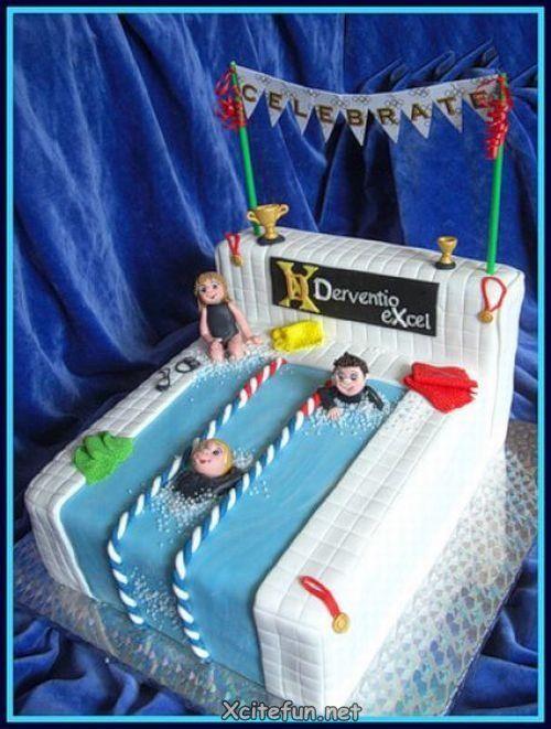 Www.facebook.com/cakecoachonline   Sharing.....Most Wonderful. Schwimmbad  KuchenSchwimmbäderSchöne ...