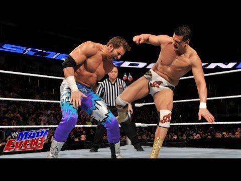 Zack Ryder vs. Alberto Del Rio: WWE Main Event, Feb. 5, 2014 - http://thunderbaylive.com/zack-ryder-vs-alberto-del-rio-wwe-main-event-feb-5-2014/