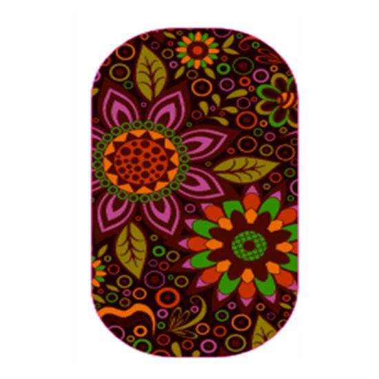 Debra | Jamberry #CandiedJamsCustomDesigns #floral #flowers #autumn #fall #fallfashion #fashion #jamberry #NAS #nailwraps #nailart #jamberrynails #nailpolish #nailsoftheday #nailsofinstagram #nailstagram #pretty #cute
