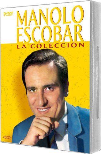 Manolo Escobar: La colección [DVD]: Amazon.es: Manolo Escobar: Cine y Series TV