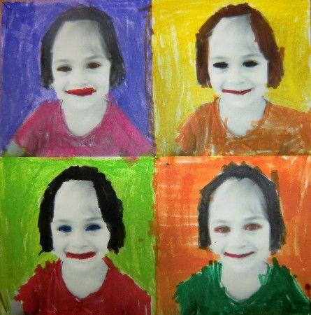 Já 4 krát jinak - pop art