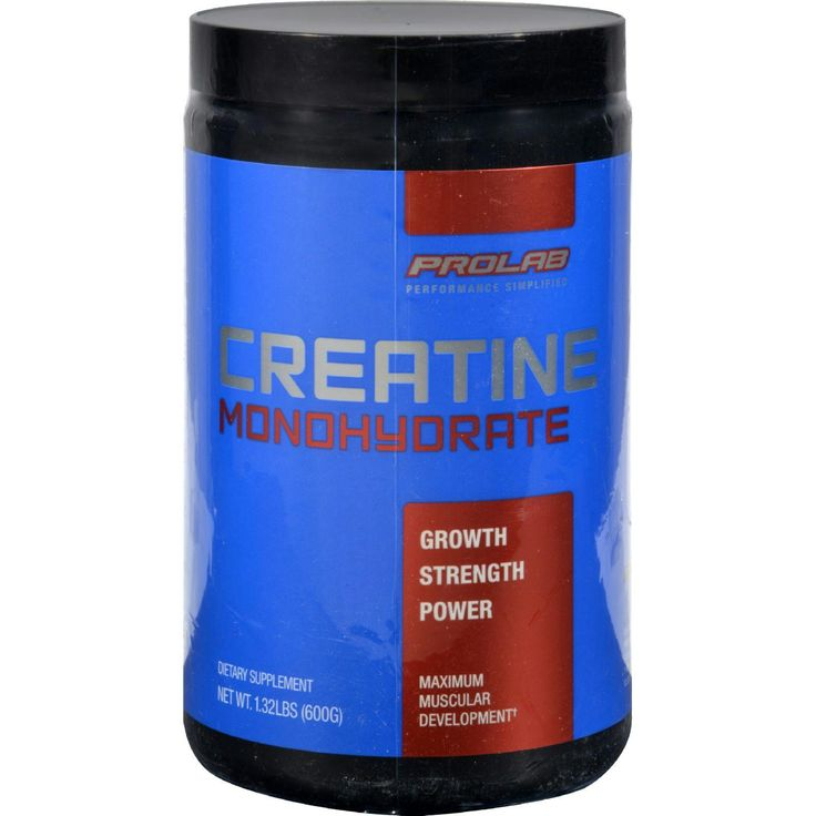 ProLab Nutrition Creatine Monohydrate - 1.32 lbs (600 g)
