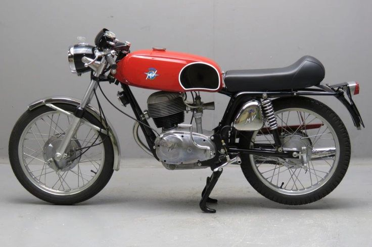 MV Agusta 1970 GTLS 125cc