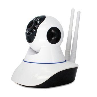 Mua Camera HD Wireless IP quan sát và báo động - xoay 360 độ Hola (Trắng) chính hãng với giá tốt tại Lazada.vn, giao hàng tận nơi, và nhiều chương...
