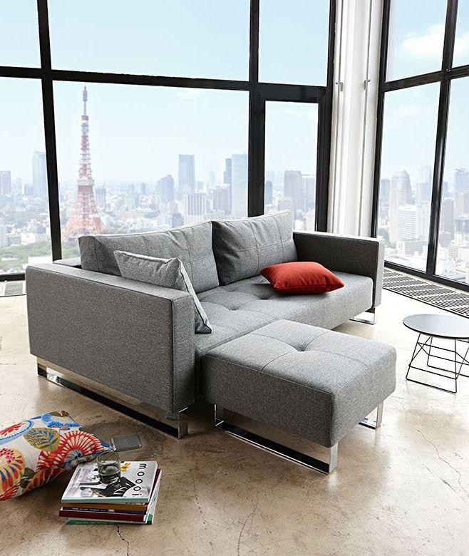 Elegantes Innovation Sofa Mit Schlaffunktion. Entdecken Sie Weitere  Schlafsofas Auf Gavle.de Und Lassen