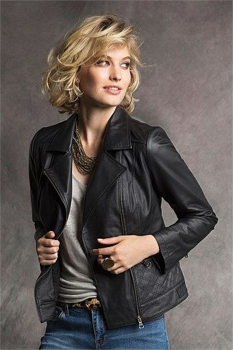 Women's Jackets Emerge, black only