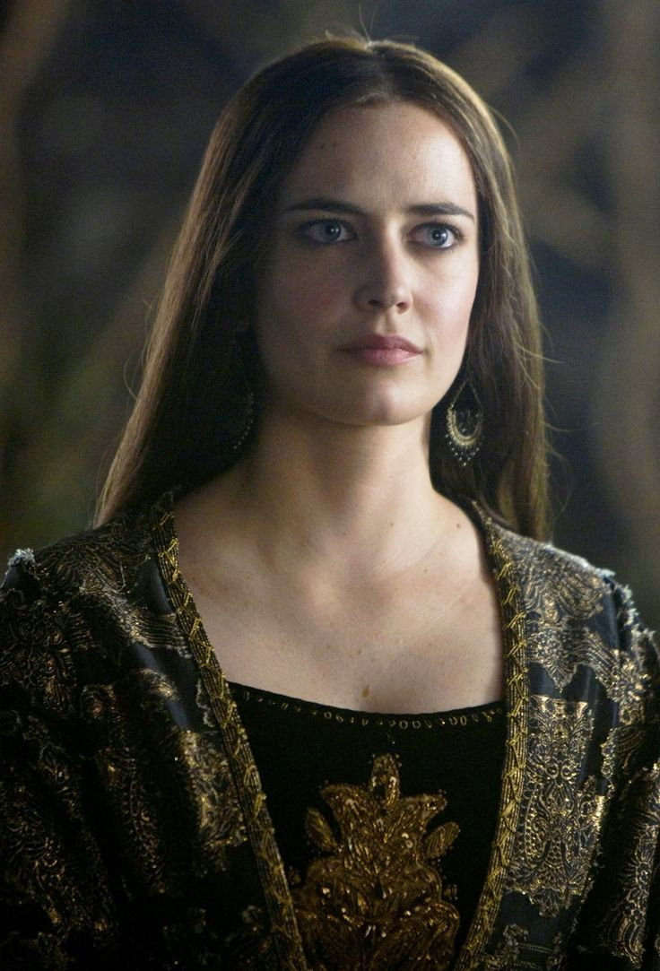 Eva Green as Morgan in Camelot, photographed by Jonathan Hession, 2011. Description from pinterest.com. I searched for this on bing.com/images