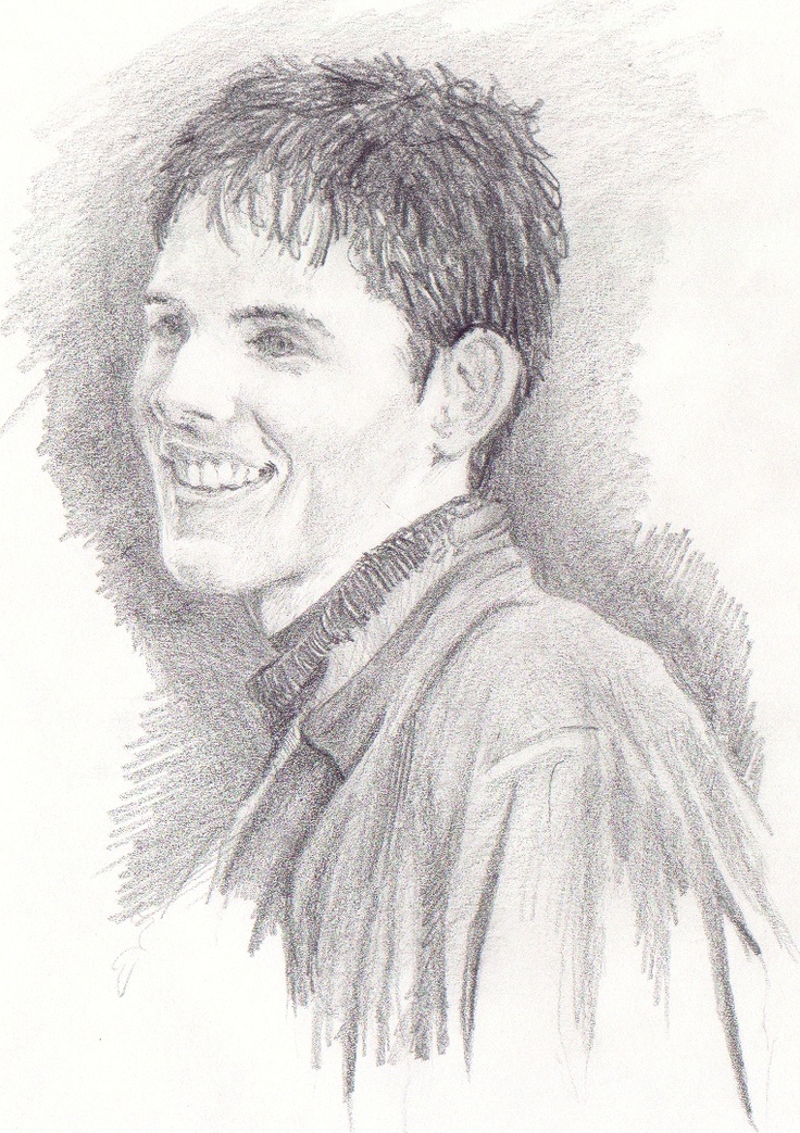 Colin Morgan - Merlin