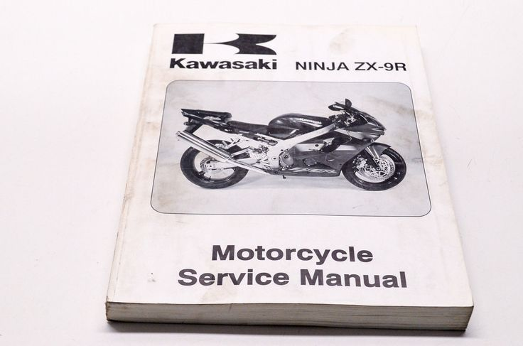 Kawasaki Zx Manual