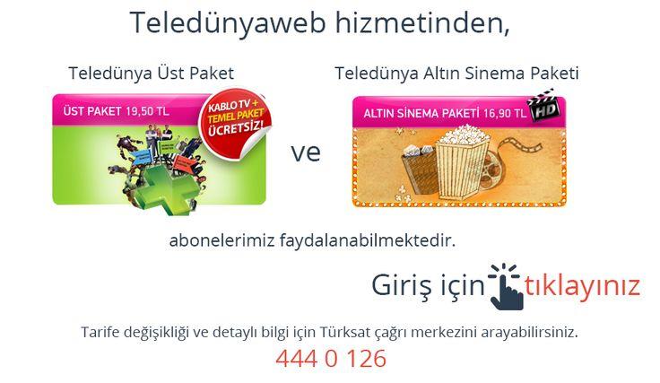 - Türksat Web TV