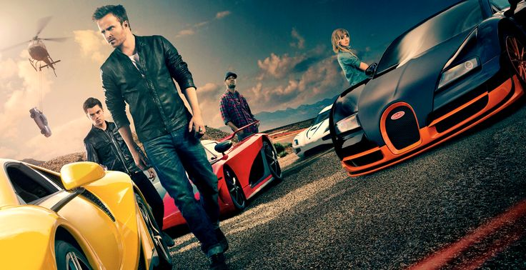 Film Review: 'Need For Speed' — BollyBrit