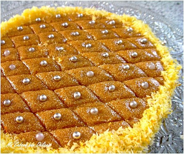 Tamina de naissance ma cabane aux d lices recettes de - Recette de cuisine algerienne traditionnelle ...