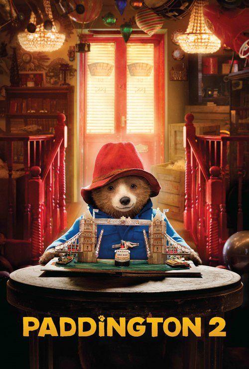 Watch Paddington 2 Full Movie Streaming HD