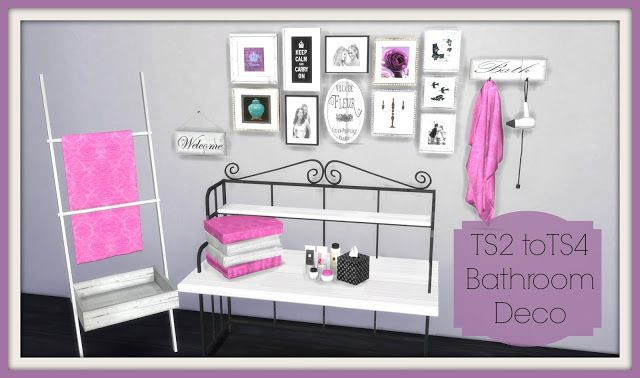 TS2 to TS4 - Jope Little Deco