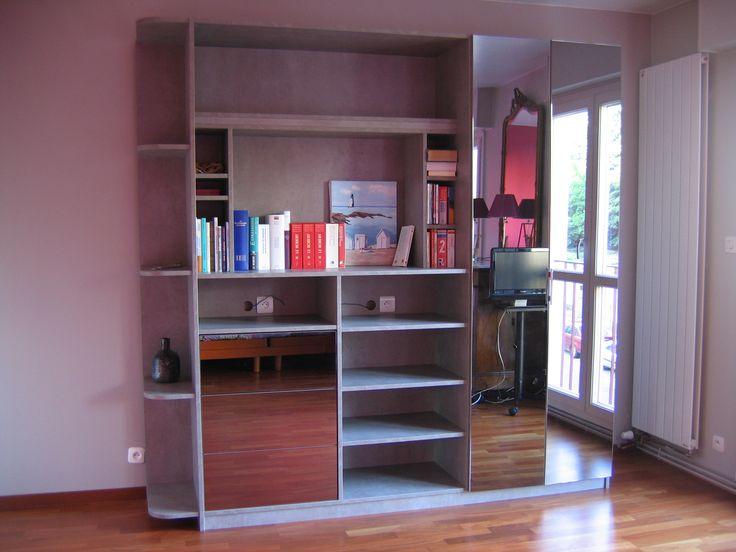 15 best Mobilier de maison (meuble TV, bibliothèques, consoles - roulette de porte de placard