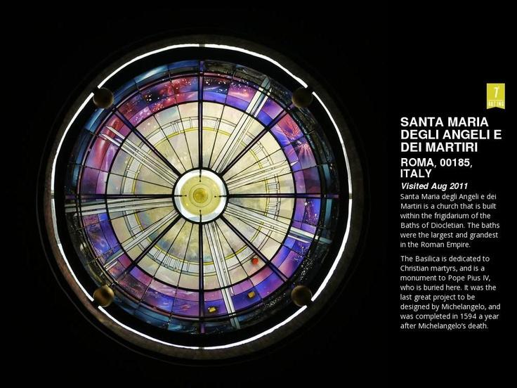 Santa Maria Degli Angeli E Dei Martiri by Paul Kristoff