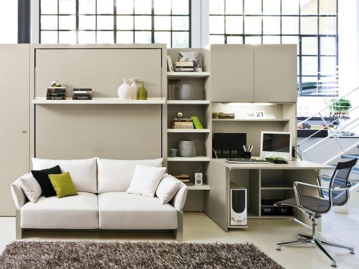Schön Modernes Design Mit Praktischem Einsatz   Klappbares Bett