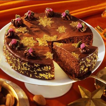 Egy finom Ünnepi mandulás csokitorta ebédre vagy vacsorára? Ünnepi mandulás csokitorta Receptek a Mindmegette.hu Recept gyűjteményében!