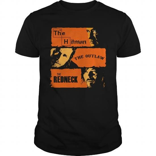 twd fans  -  The Hitman, the Outlaw, and the Redneck T-Shirt #name #tshirts #OUTLAW #gift #ideas #Popular #Everything #Videos #Shop #Animals #pets #Architecture #Art #Cars #motorcycles #Celebrities #DIY #crafts #Design #Education #Entertainment #Food #drink #Gardening #Geek #Hair #beauty #Health #fitness #History #Holidays #events #Home decor #Humor #Illustrations #posters #Kids #parenting #Men #Outdoors #Photography #Products #Quotes #Science #nature #Sports #Tattoos #Technology #Travel…