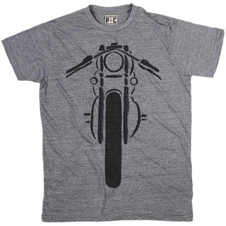 Men's Motorcycle T-Shirt | Cool Vintage Motorcycle Tee | PalmerCash