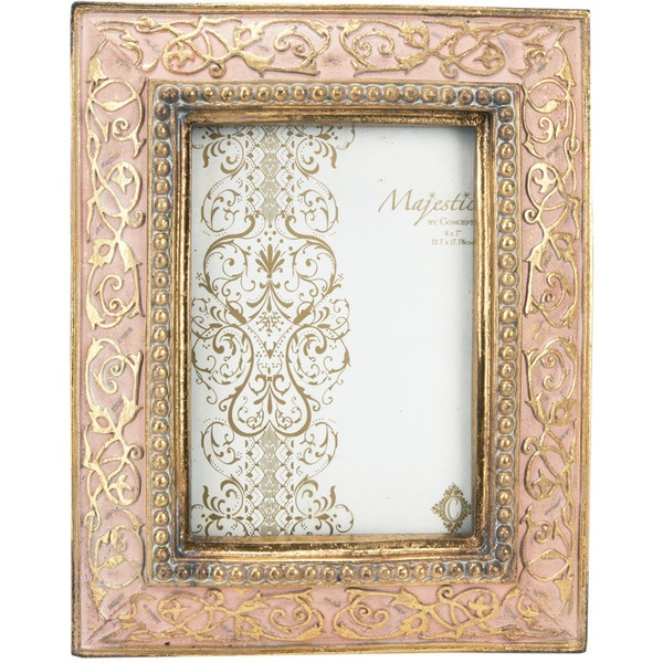 Concepts In Time Antique Scroll 5 x 7 Frame liked on Polyvore ...