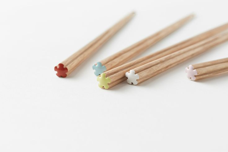 Creative Modern Chopsticks Designs by Nendo - Design Milk