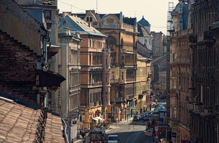 Király utca, Budapest