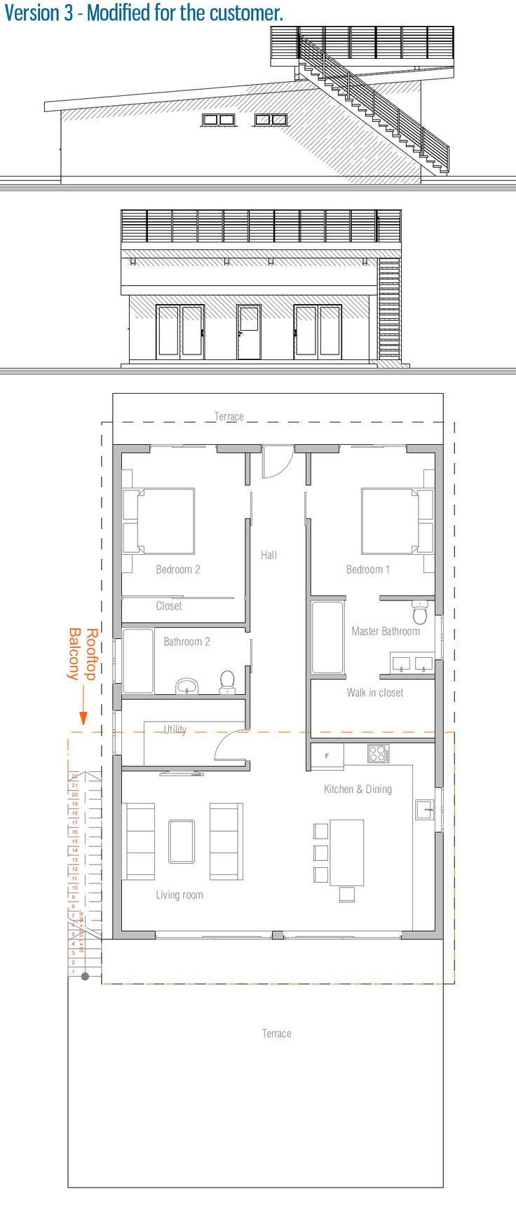Customer House Plan