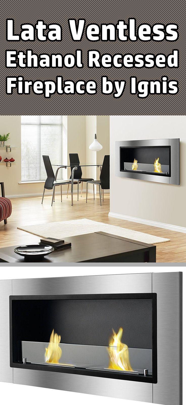 mejores 9 imágenes de ventless ethanol fireplace en pinterest