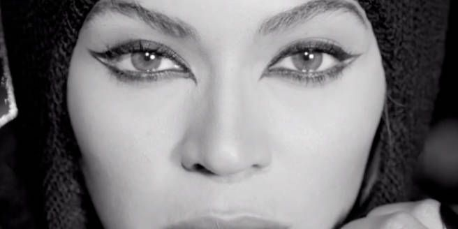 "Beyonce ""Yours and Mine"" Short Film - Beyonce Talks Body Image, Feminism, and Fame - Elle"