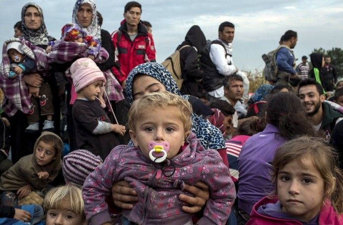 The unprecedented flight of men, women and children from the war in Syria has captured the world's attention, while around the globe there are 20 million people seeking sanctuary from war and oppre...