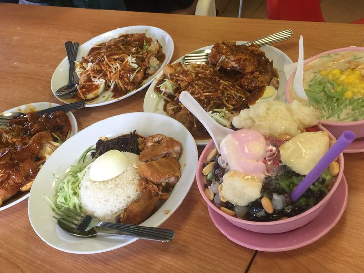 Malaysian local food
