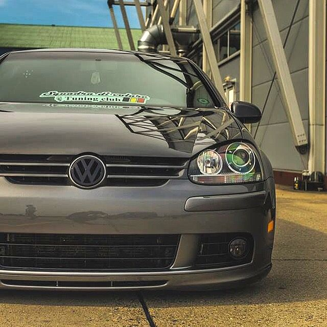 #vw#volkswagen#edition#golf5#static#mk5#rh#daily#drive#recaro Cs#rockford#lowelife#camber#usa#madcow#