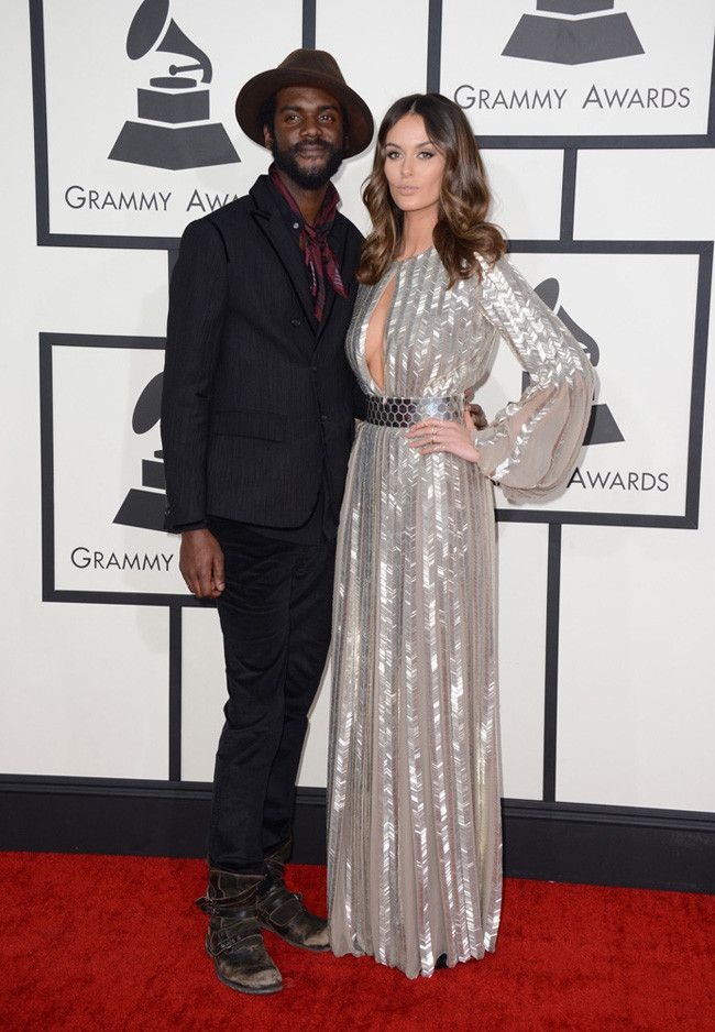 Nicola Trunfino - My Grammys Best Dressed 2014