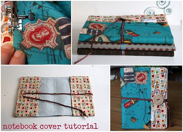 Tutorial Notebook Cover ~ Best images about fundas para tablets móviles on