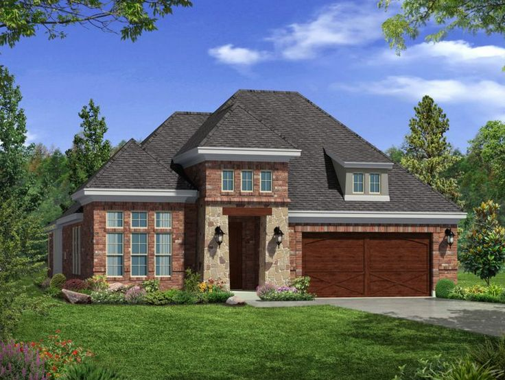 Model homes in plano texas