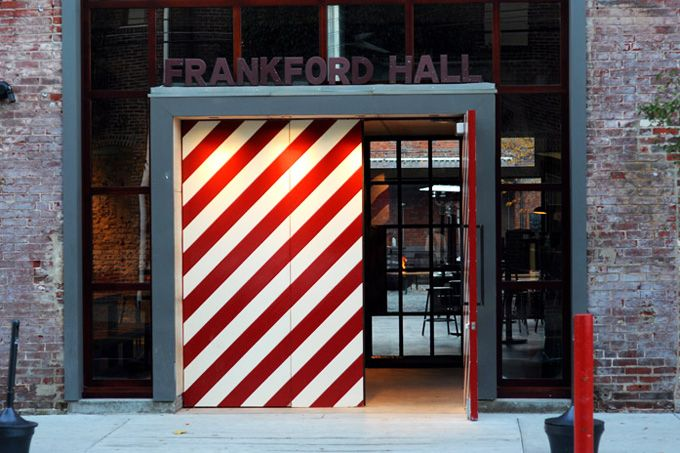Frankford Hall (Photo by T. Scheid for Visit Philadelphia)