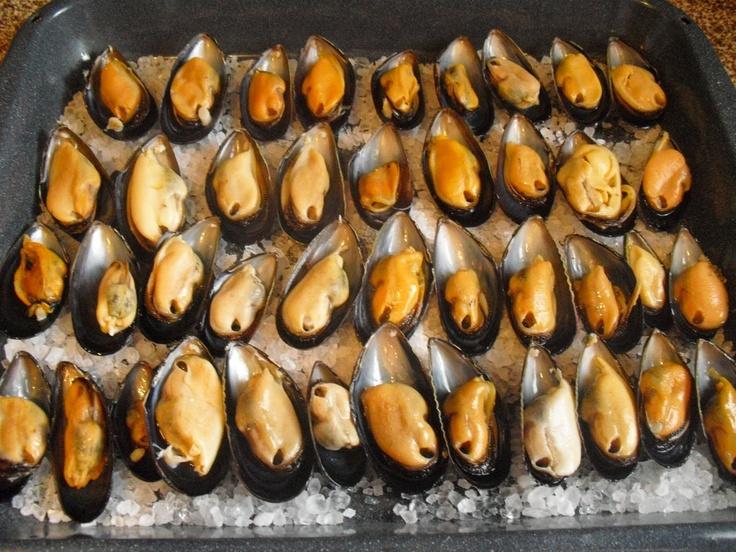 Mussels | GOOD FOOD | Pinterest | Mussels