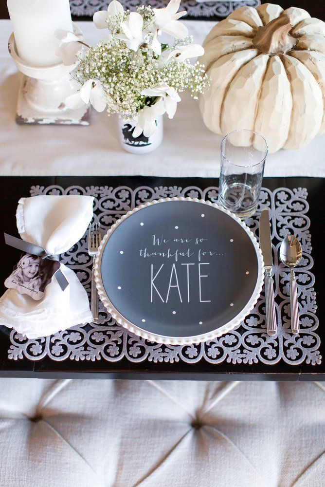 Thanksgiving Table Settings :: Entertaining with Shutterfly www.thetomkatstud...