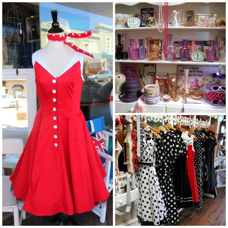 Milton: Somewhere on the South East Coast of Australia The lovely Nikki B's shop!