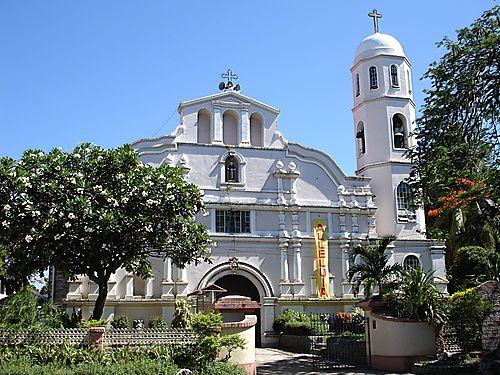 San Agustine Church, Iba, Zambales