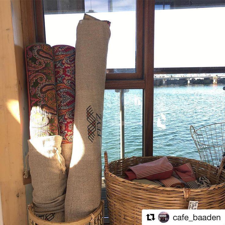 #Repost @cafe_baaden (@get_repost) ・・・ De håndlavede Feyz design tæpper fra Istanbul, samt skønne hammam-håndklæder er nu til salg i Cafe Baaden ��#amagerstrand #cafebaaden #feyzcontemporaryrug #mitkbh #kilim #kilims #kilimrugs #turkishrugs #turkishkilim #decorativerug #decoration #decor #homedecor #homedecoration #interior #interiordesign #homedesign #hometextile #textile #pattern #cafe #dekorasyon #evdekorasyonu #woven #nordic #maison #copenhagen  #denmark #tapestry…