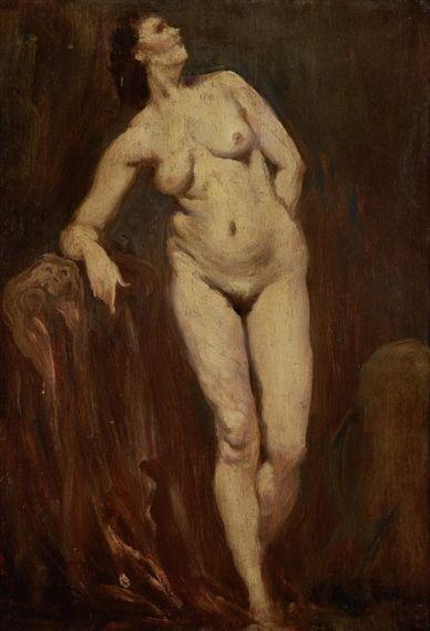 john augustus nude