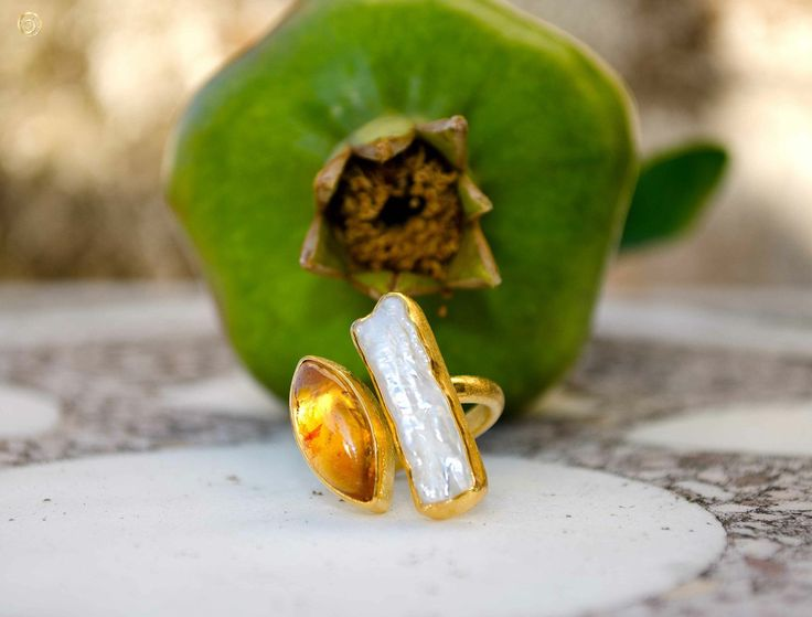 A personal favorite from my Etsy shop https://www.etsy.com/listing/209552368/handmade-jewelry-gemstone-ring-cabochon