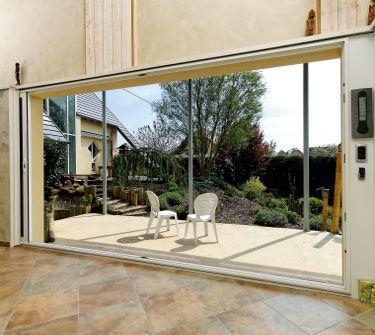 Les 25 meilleures id es de la cat gorie baie vitr e for Porte exterieure vitree