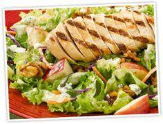 Red Robin Restaurant Copycat Recipes: Apple Harvest Chicken Salad