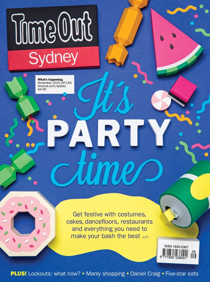130 - It's party time