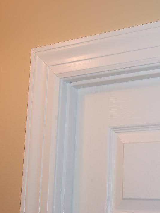 65 best images about baseboard and trim ideas on pinterest for Interior trim and door color ideas